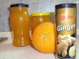 Dýňová marmeláda s citrusy recept