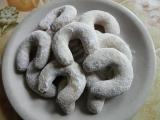 Vanilkové rohlíčky moji babičky recept