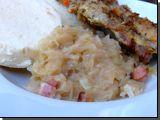 Slezské kysané zelí recept