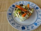 Zeleninovo masový pekáček recept