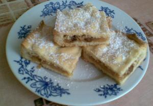 Nedělní jablečný koláč