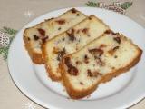 Kokosový chlebíček z bílků recept