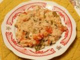 Rýžový pilaf s rajčatovou šťávou recept