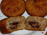 Celozrnné muffiny recept