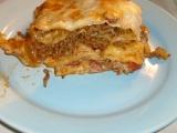 Lasagne s mletým masem recept