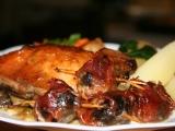 Smetanové kuře se žampióny a sušenými rajčaty recept ...