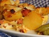 Jednoduché francouzské brambory recept