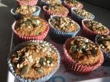 Snídaňové muffiny recept