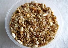 Oříškovo-medové müsli bez lepku a mléka recept