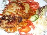 Kuřecí čertovská směs v bramboráku recept