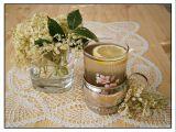 Bezový sirup z květů černého bezu-kosmatice recept