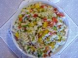 Italský rýžový salát recept