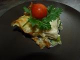 Lasagne s brokolicí a sýrem recept