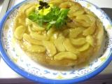 Tarte tatin (obrácený jablkový koláč) recept