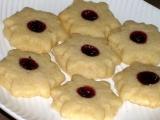 Linecké sušenky recept