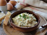 Vajíčkový salát (jednoduchý) recept
