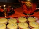 Žloutkové dortíčky recept