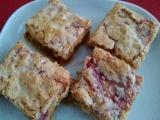 Jablečný řez s marmeládou recept
