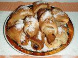 Listové šátečky plněné ořechovým máslem recept