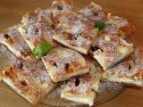 Mřížkový koláč z listového těsta recept