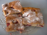 Bublanina s jahodami recept