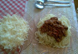 Boloňské špagety a la Krupi