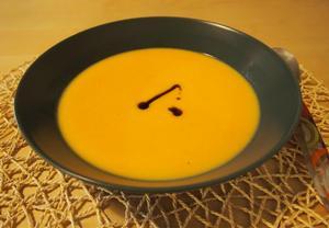 Dýňová polévka I.