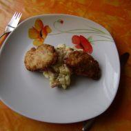Kuřecí medailonky marinované v majonéze recept