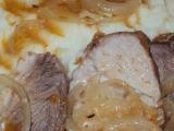 Pečené maso recept