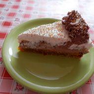 Mrkvový dortík recept