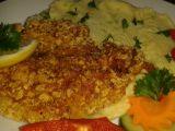 Kuřecí řízky v těstíčku a cornflakes recept