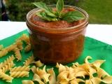 Zeleninová omáčka na těstoviny recept