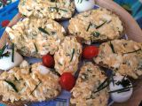 Pikantní vaječná pomazánka recept