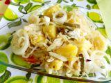 Salát z kysaného zelí 2 recept
