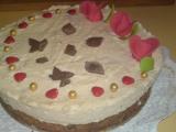 Židovský ořechovo-čokoládový dort pro pány recept