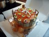 Ananasový dort pro Anežku recept