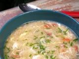 Zeleninová polievka s krupicou 2 recept