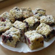 Bleskový ovocný koláč recept