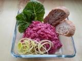 Červená řepa-salát recept