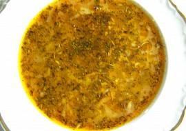 Polévka z hlívy á la dršťkovka recept