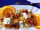 Hruškový salát s ořechy v karamelu a gorgonzolou recept ...