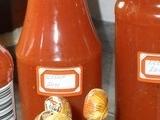 Kečup bez vážení a zavařování recept