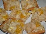 Kynutý koláč s jablky a pomerančem recept