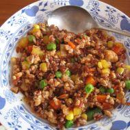 Zdravé sójové rizoto recept