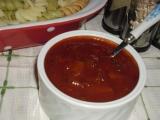 Cuketová omáčka na špagety recept