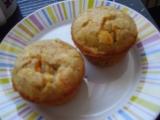 Muffiny se sýrem Brie a paprikou recept