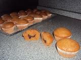 Perníkové muffiny recept