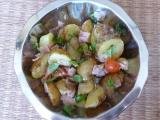 Salát z nových brambor recept