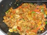 Kuřecí čína = červená recept