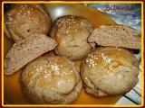 Pečivo z chlebové mouky recept